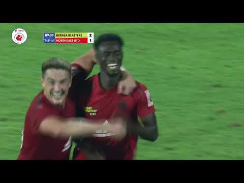 Match 7 - KBFC v/s NEUFC 2-2 Match Highlights ISL Season 7