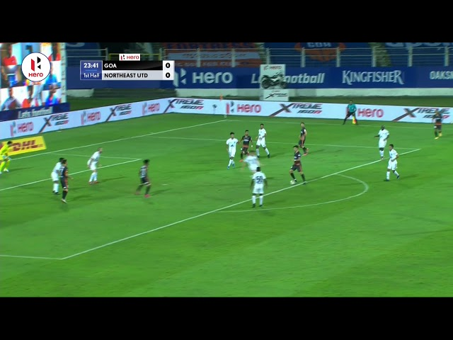 Match Highlights: FC GOA vs NEUFC HERO ISL 7