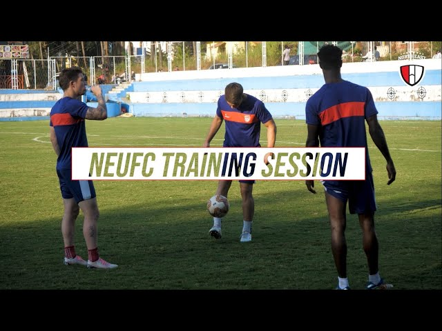 BTS: Training Sessions #FCGNEU